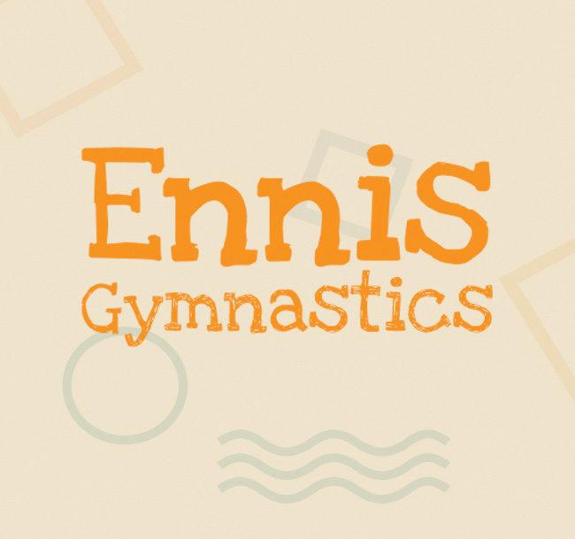 Ennis Gymnastics Club | Logo
